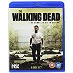 Walking dead blu ray Filmer The Walking Dead - Season 6 [Blu-ray] [2016]